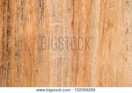 close up brown wood for texture background