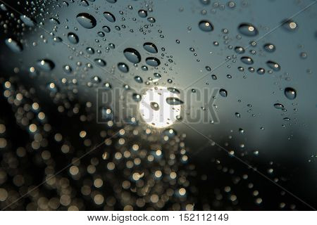 Bokeh light background, blurry ,abstract ,effect ,backdrop