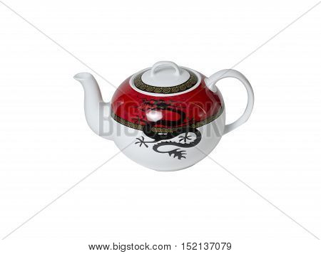 Tea In Chinese Style.