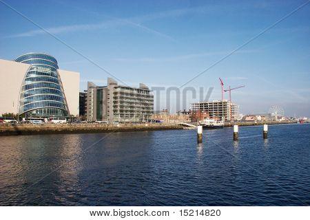 Dublin cityscape / buildings
