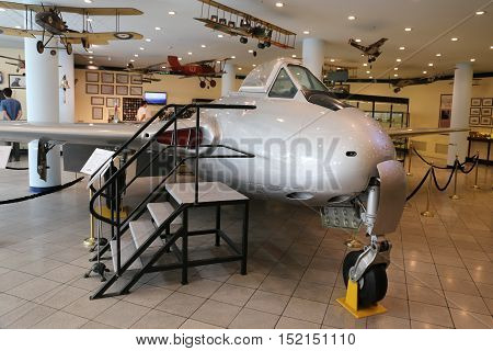 De Havilland Vampire Fb 6