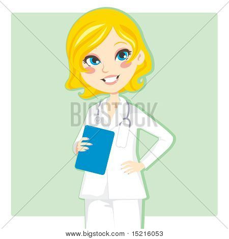 Woman Doctor