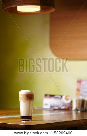 latte macchiato