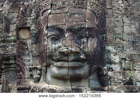 A Budda Statue