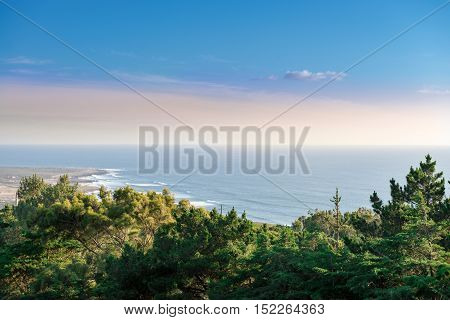 Cabo Da Roca, The Extreme Western Point Of Europe In Sintra