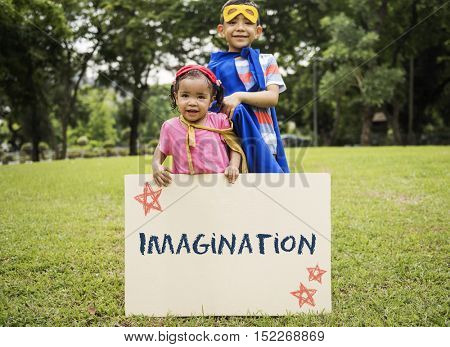 Dream Big Imagination Goal Target Inspiration Concept