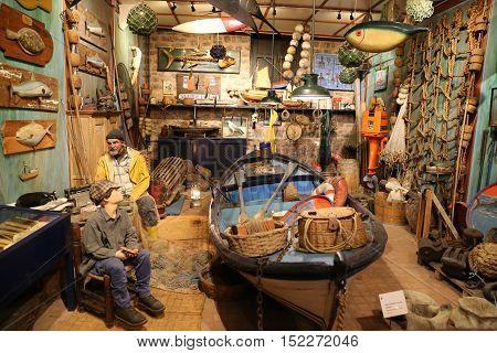 Old Fishing Port Recreation