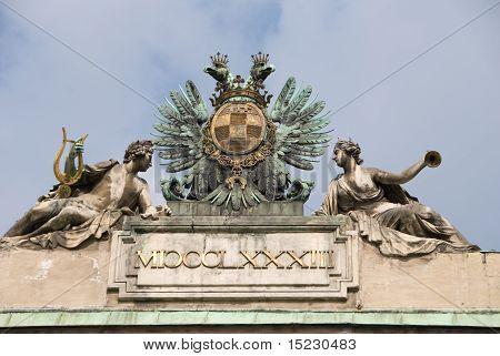 Statue composition