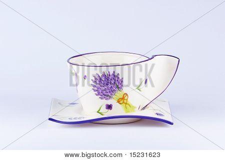 Colourful Ceramic Cup