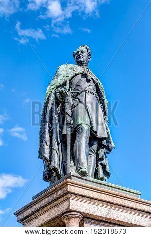 Statue Of Paul Friedrich