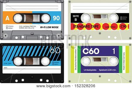 Audio Cassette Records