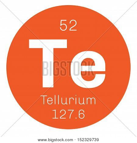 Tellurium Chemical Element