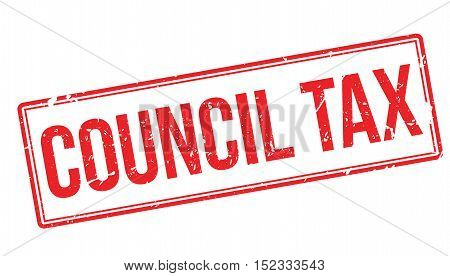 Council Tax Rubber Stamp
