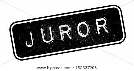 Juror Rubber Stamp