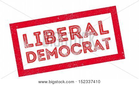 Liberal Democrat Rubber Stamp