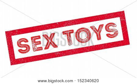 Sex Toys Rubber Stamp