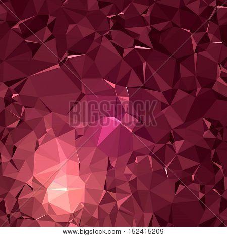 3D Polygonal Background