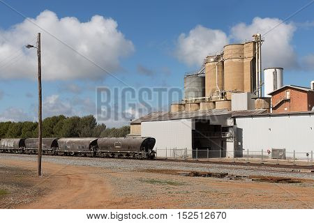 Industrial Site Narrandera