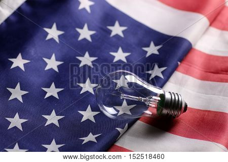 the development of ideas and endeavors in life and business incandescent lamp as a source of ideas