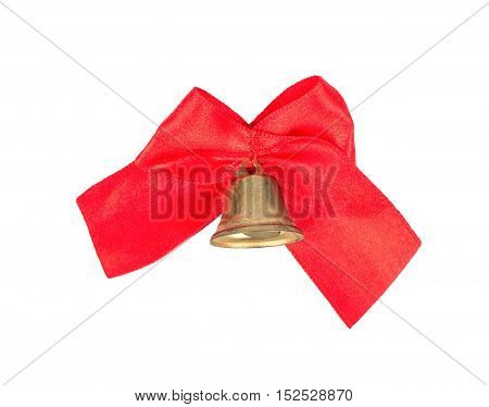 Bell With Ribbon