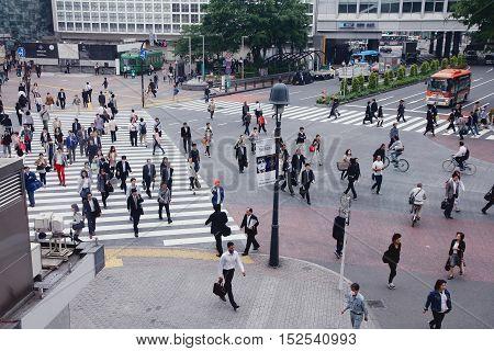 Tokyo - Shibuya