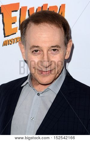 LOS ANGELES - OCT 17:  Paul Reubens at the