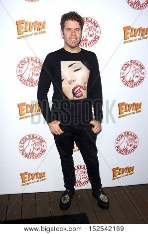 LOS ANGELES - OCT 17:  Perez Hilton at the