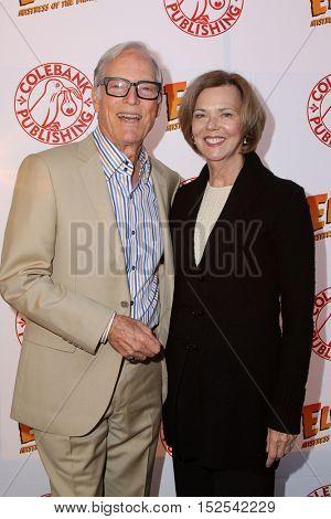 LOS ANGELES - OCT 17:  Richard Chamberlain, guest at the