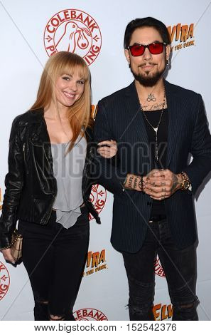 LOS ANGELES - OCT 17:  Guest, Dave Navarro at the