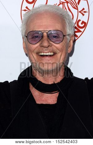 LOS ANGELES - OCT 17:  Michael Des Barres at the