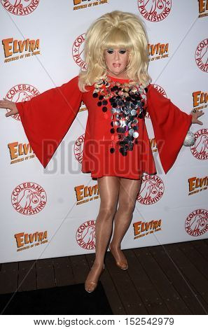 LOS ANGELES - OCT 17:  Lady Bunny at the