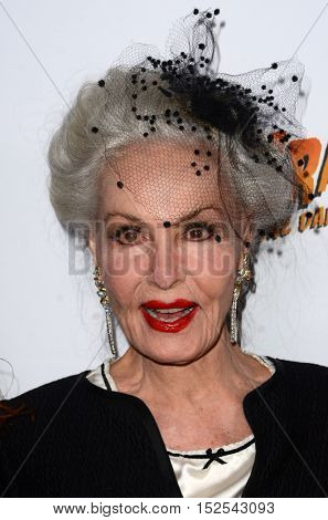 LOS ANGELES - OCT 17:  Julie Newmar at the