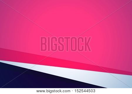 pink color abstract multiply shape layer background