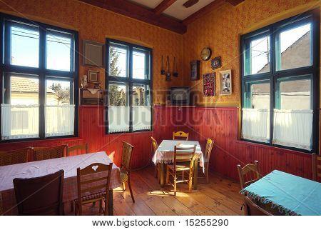 Tavern Interior