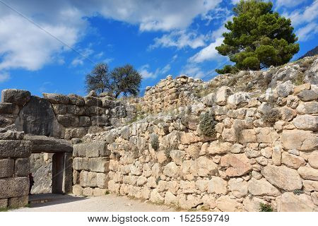 The archaeological sites of Mycenae and Tiryns have been inscribed upon the World Heritage List of UNESCO. Greece