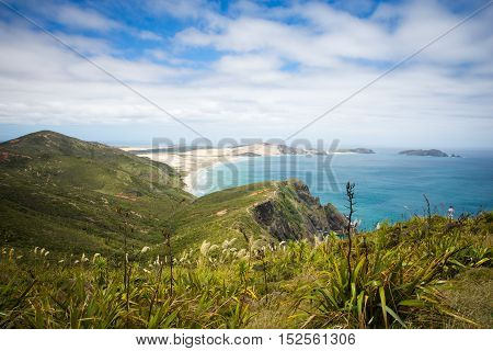 Cape Reinga- the most northern point of New Zealand