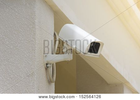 Closed Circuit Television camera can record events such as traffic accidents. And also prevent the thief.