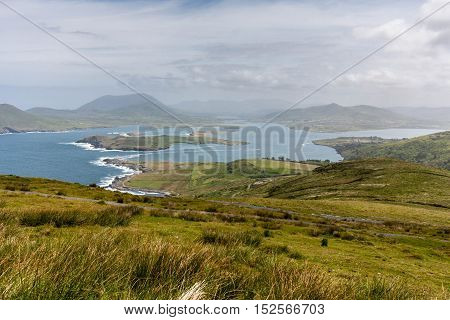 Ring Of Kerry Sherperds View