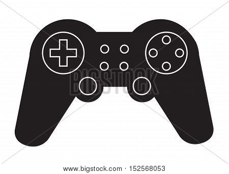 Game controller icon. video game controller icon.