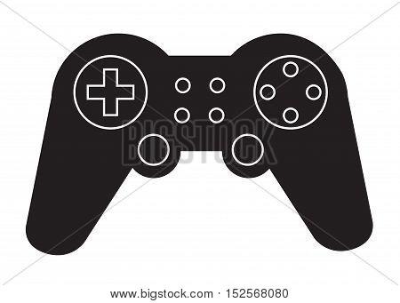Game controller icon. video game controller icon.