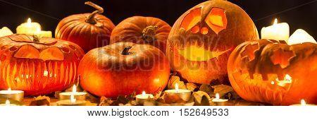 Carve Pumpkin For Halloween