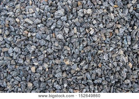 background of stone rubble. Abstract background .