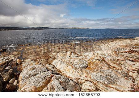 Coastal View Hobart Tasmania