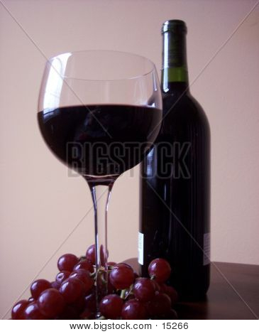 Grapes And Wine 2