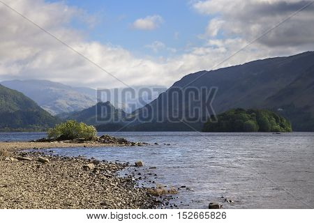 Derwent Water, The Lake District, Cumbria, England