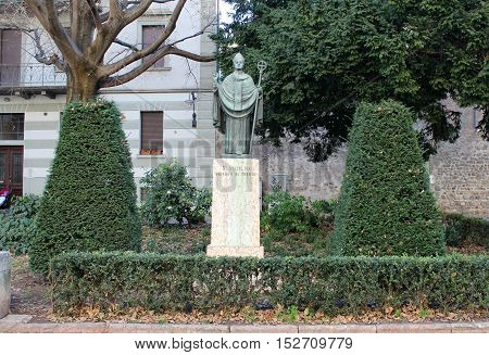 Saint Vigilius, Trento, Italy