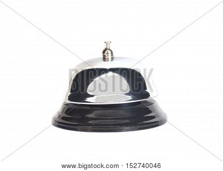 Service bell isolated on a white background