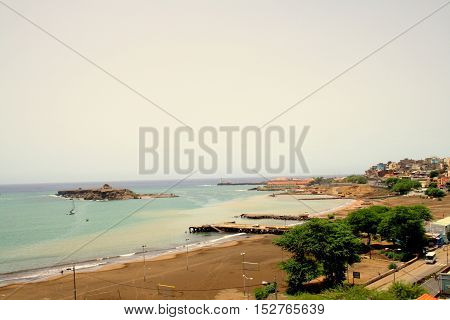 Capital City of Praia, Cabo Verde, Africa
