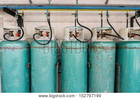 Liquefied Petroleum Gas Or Lpg