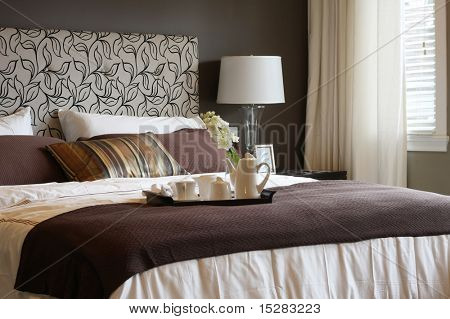 Master bedroom. poster